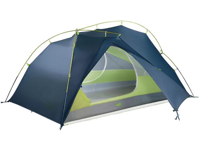 Jack Wolfskin Exolight III Tent steel blue